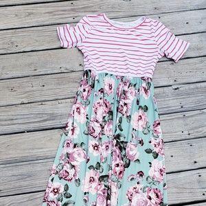 EUC Reborn J dress with pockets